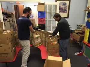 Loading bags for shut ins.