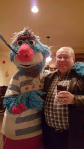 Chicago Spurs member John meets Supernova.
